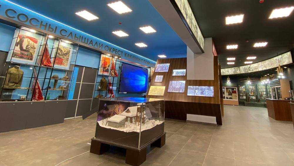 Под Брянском на Партизанской поляне откроют обновленный музей