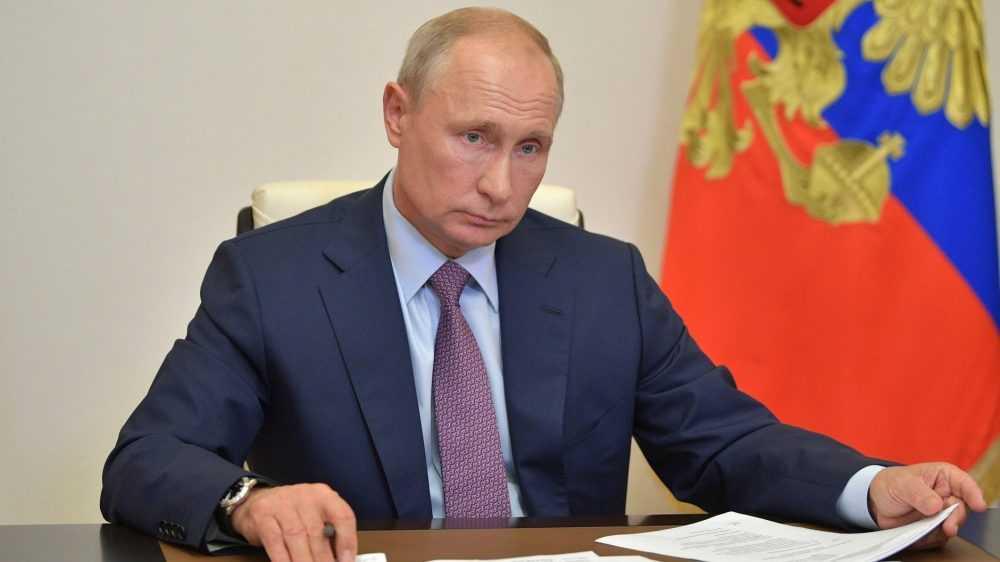 Путин повысил зарплату брянским судьям