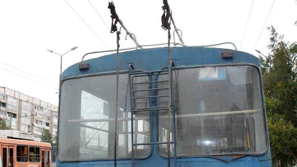 В Брянске троллейбус № 4 будет ходить до бульвара Щорса