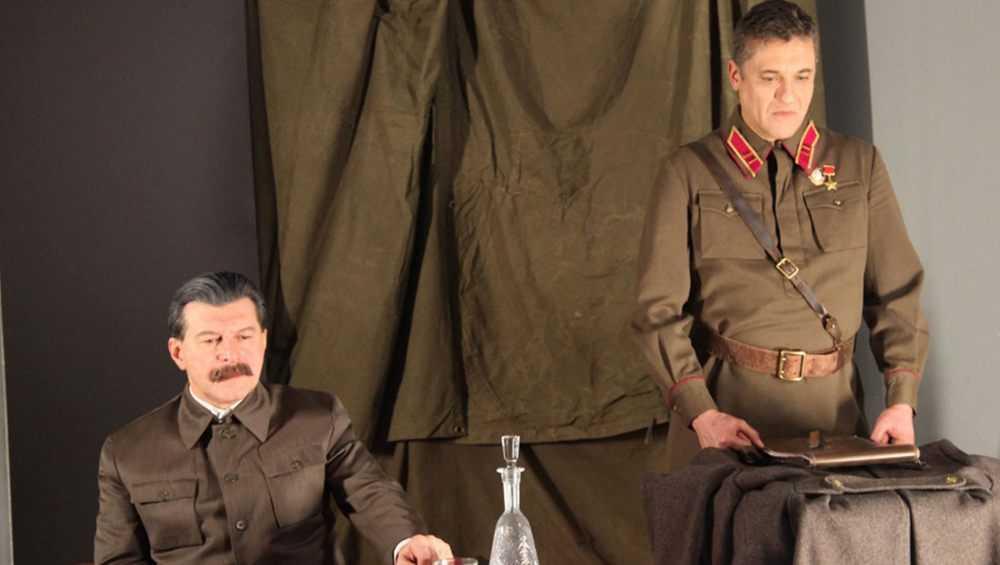 На «Мосфильме» начали съемки кинокартины о брянском герое