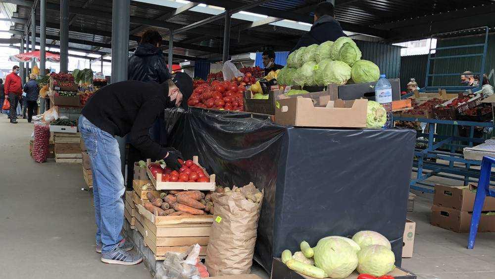 Цены в Брянской области за месяц выросли на 0,4 процента