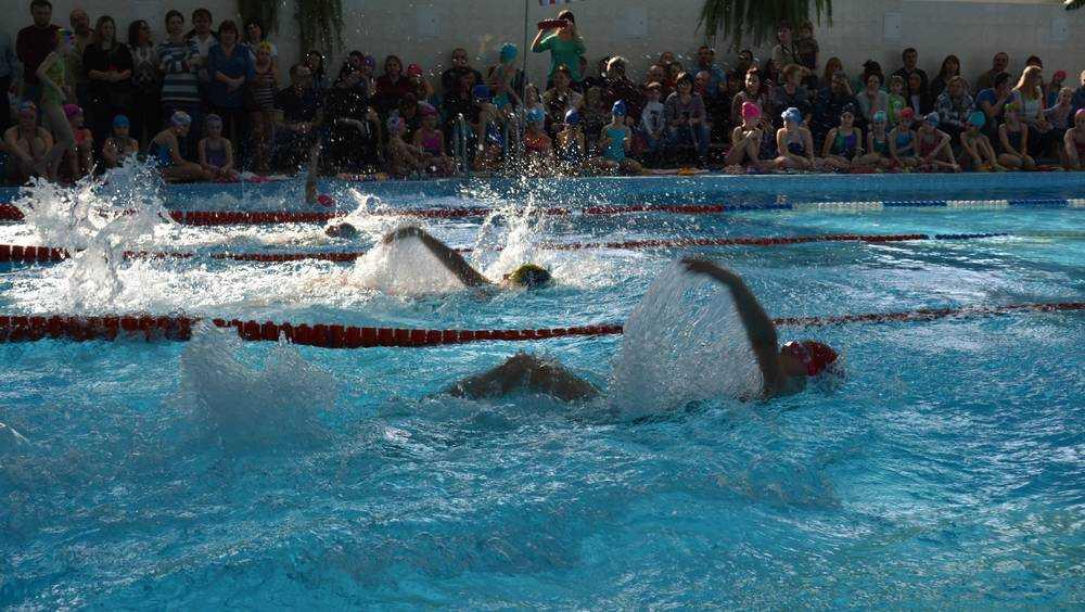 В Путёвке Брянского района возобновил работу спорткомплекс с бассейном