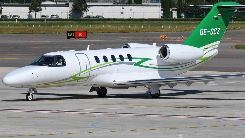 В аэропорту Брянска приземлился самолет из Мюнхена