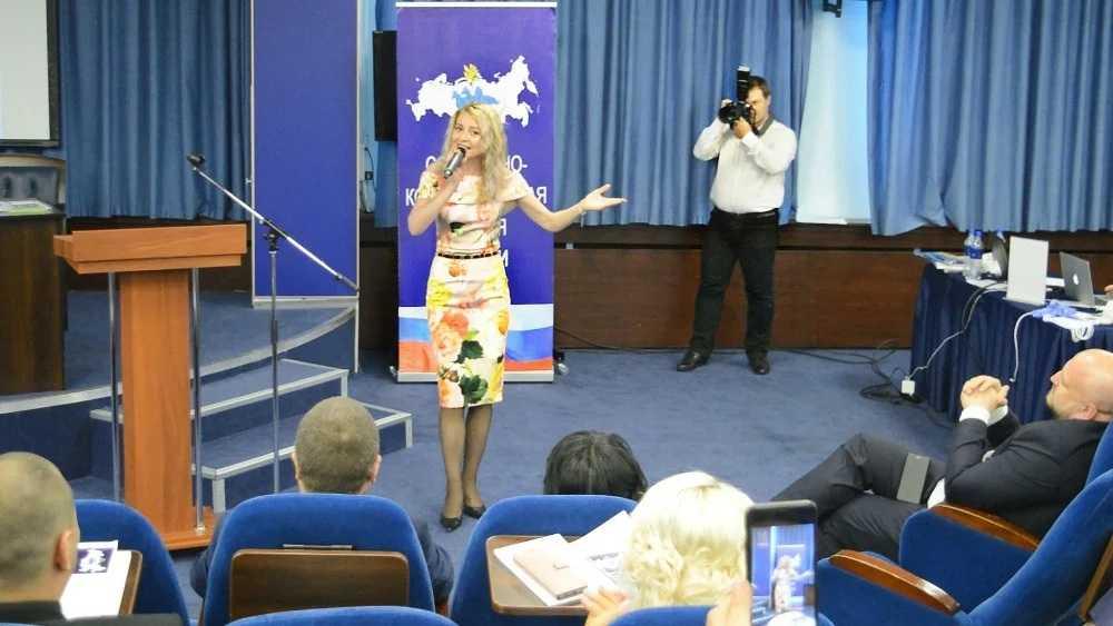 Брянская певица Сергия занялась политикой