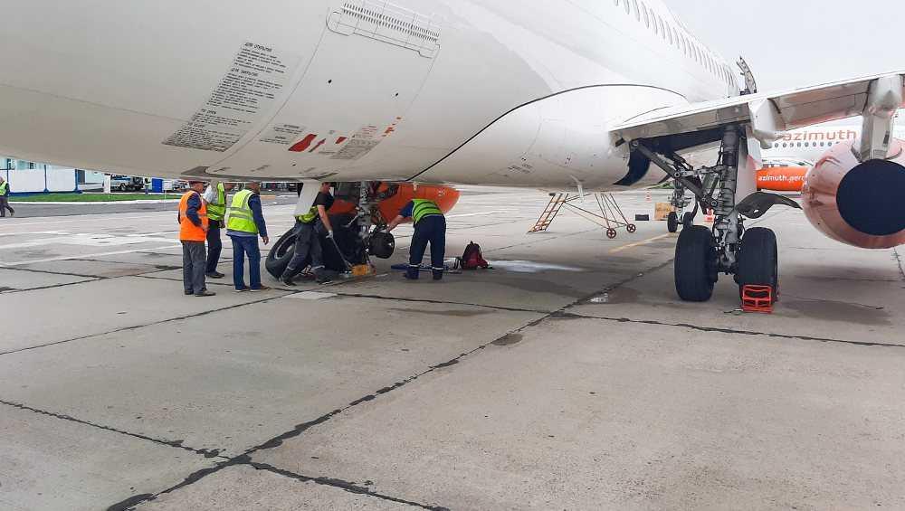 Стала известна причина задержки на сутки авиарейса Брянск − Краснодар