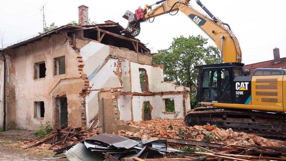В Брянске за 2020 год снесут 12 аварийных домов