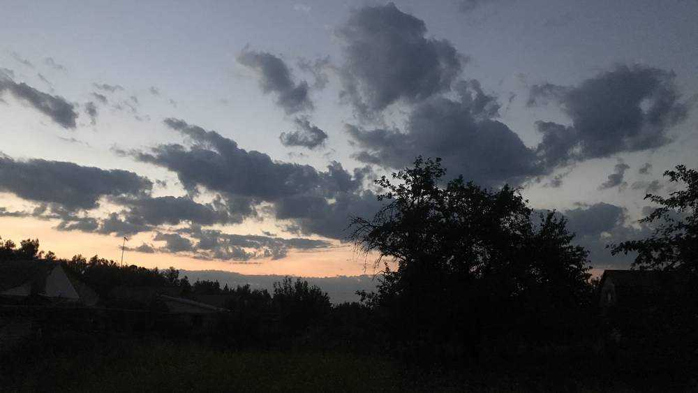 В Брянской области водителей предупредили об ухудшении погодных условий 2 июля