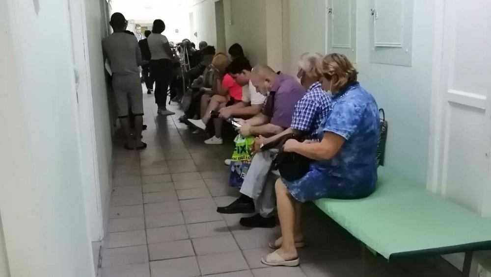 Жителей Жуковки в местной больнице возмутила очередь к травматологу