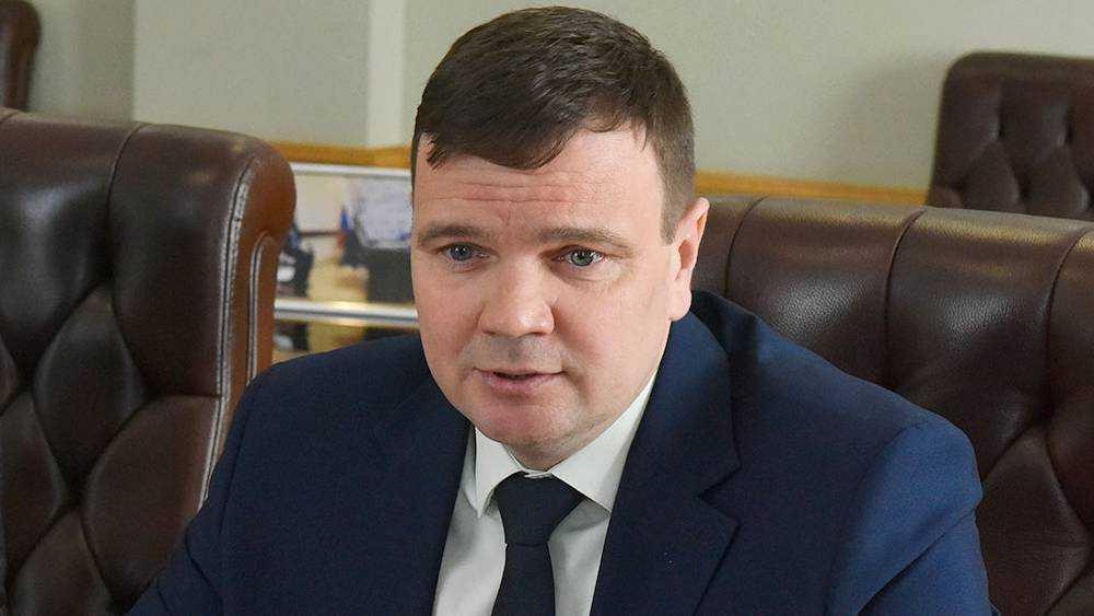 Мэр Стародуба Дмитрий Винокуров ушел в отставку