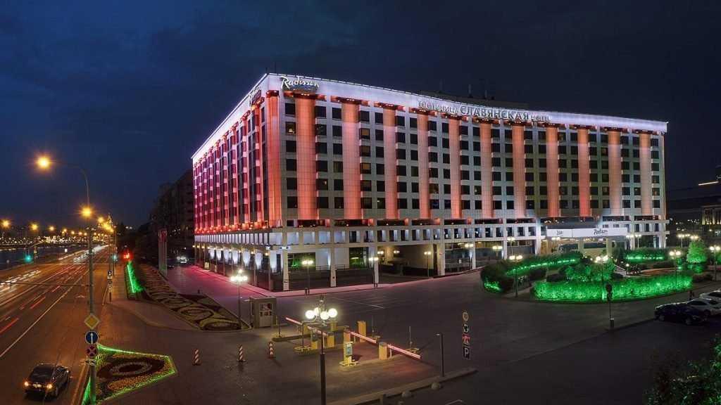Стала известна самая любимая гостиница брянцев в Москве