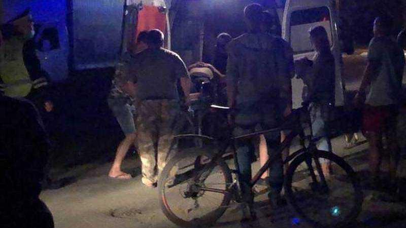 В Брянске пьяный водитель автомобиля сбил мужчину