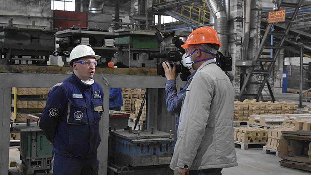 В Брянске с 17 августа возобновит работу стальзавод