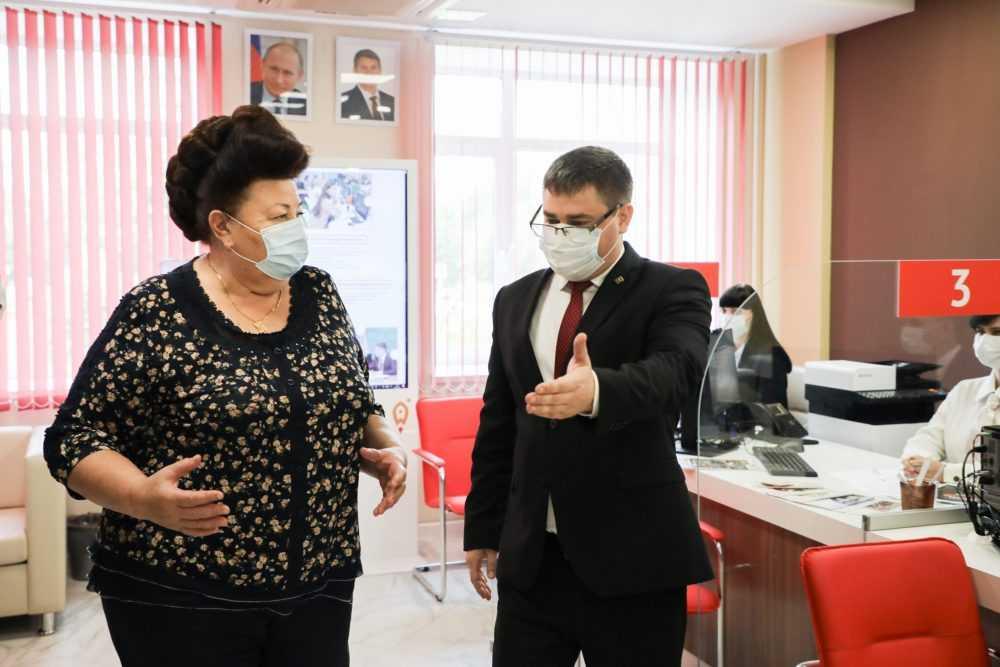 Центр «Мой бизнес» торжественно открыли в Брянске