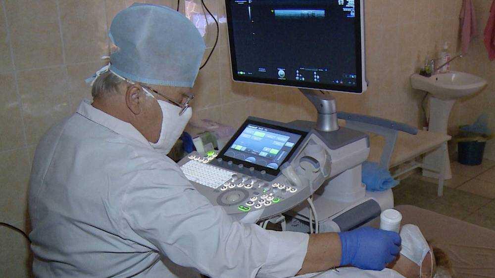 Брянский онкодиспансер приобрел УЗИ-аппарат для точных диагнозов