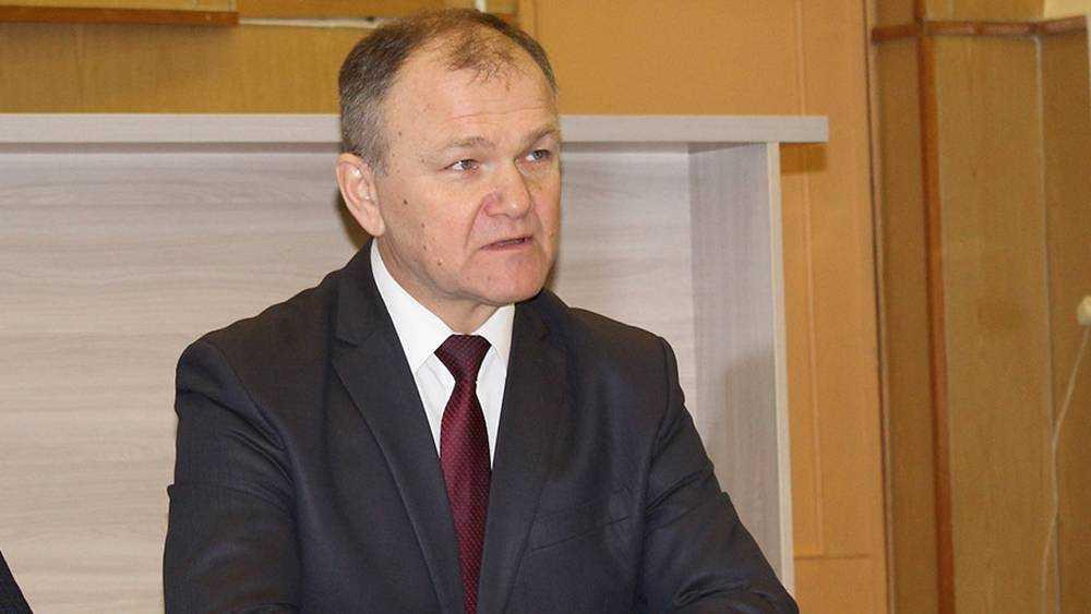Заместитель губернатора Брянской области Николай Щеглов исключен из состава правительства