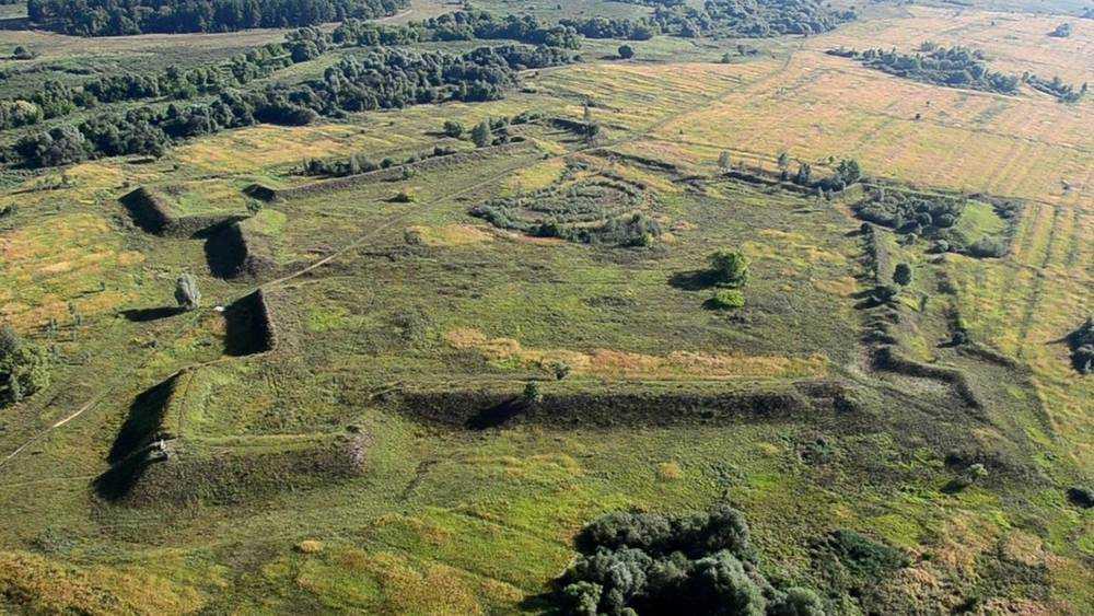 В Брянске сообщили об удивительной крепости времен Петра I под Почепом