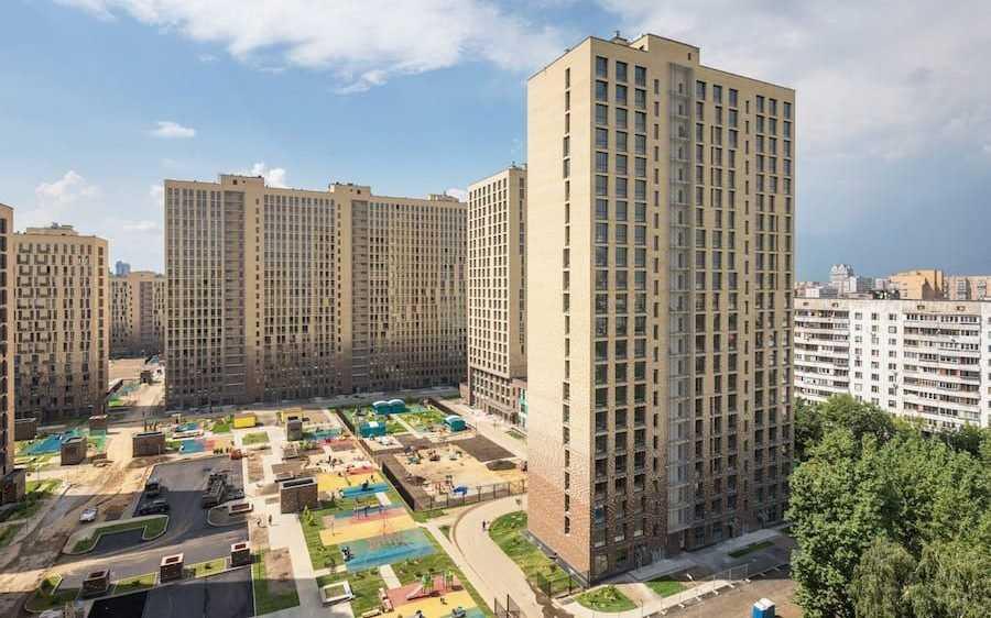 Недвижимость бизнес-уровня в ЖК «Хорошевский»