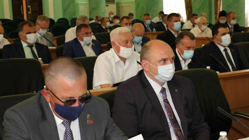 Вопрос с новым председателем Брянской думы остался открытым