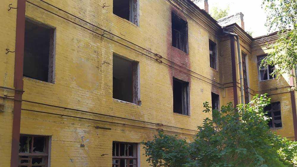Жители Брянска попросили снести злосчастный дом на Арсенальской