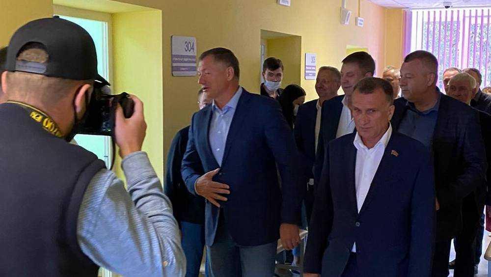 Вице-премьер Хуснуллин назвал поездку по Брянской области позитивной