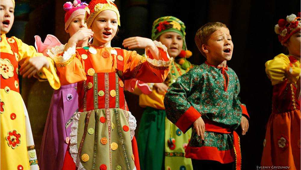 Лучший детский фольклорный коллектив Брянской области получит грант