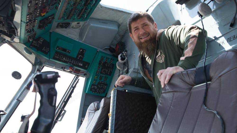 Доход главы Чечни Кадырова за год вырос на 140 млн рублей