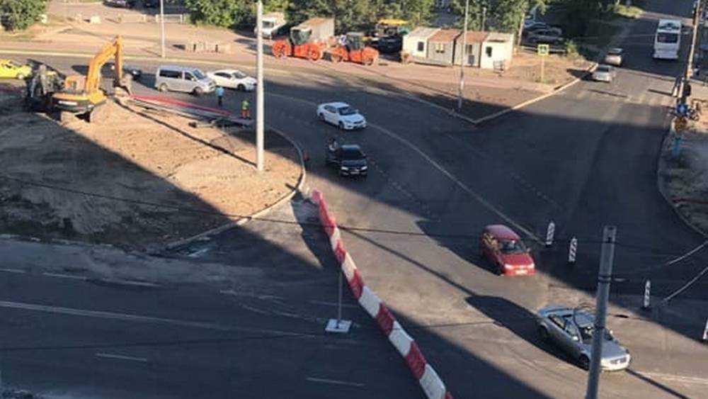 Брянских водителей запутала головоломка развязки на Советской улице