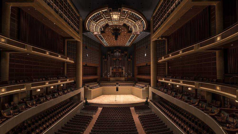 В Сельцо открылся виртуальный концертный зал