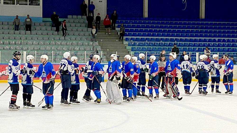 Брянские хоккеисты отправятся на первенство ЮХЛ