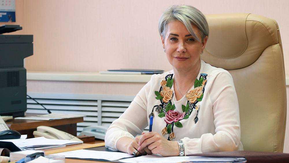 Власти рассказали о новом заместителе мэра Брянска Марине Холиной