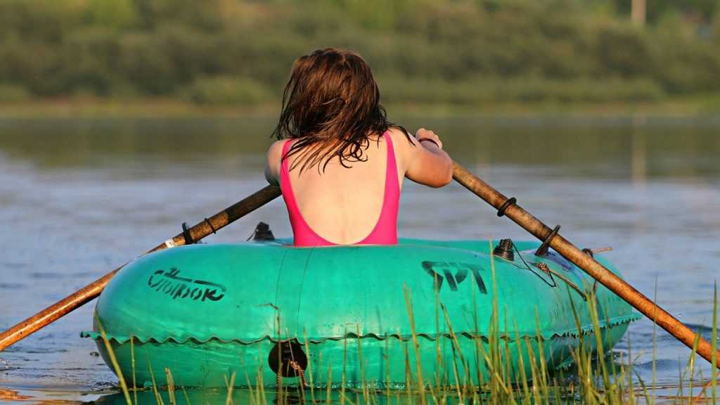 Зачем нужна надувная лодка