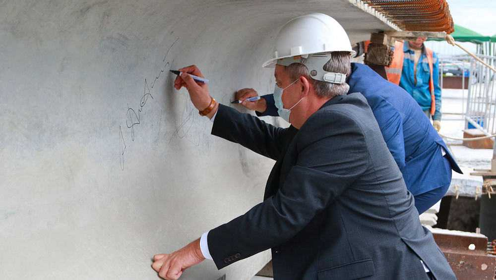 Политические акции брянского губернатора Богомаза выросли