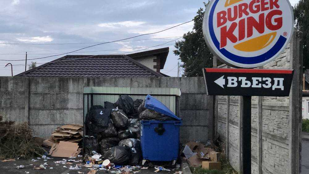 В Брянске закупят на 5 млн рублей контейнеры для раздельного сбора мусора