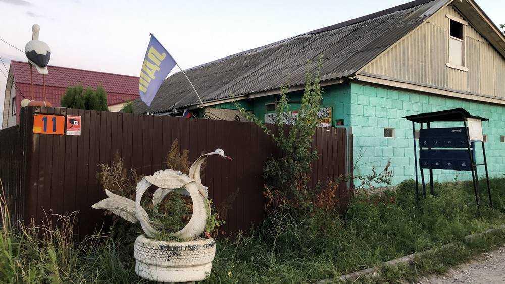 Аист, ЛДПР и транзитки: брянец придумал самый оригинальный дом города