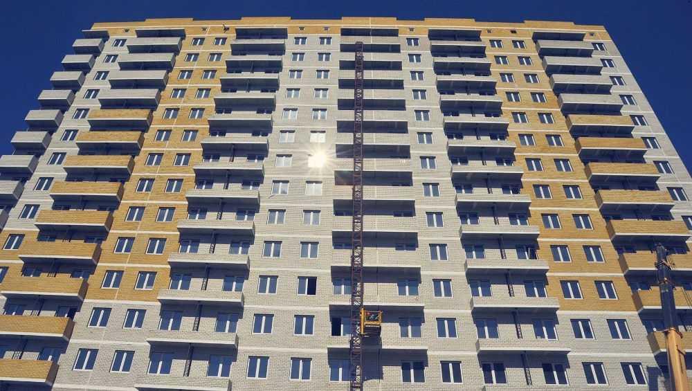 В Брянске долгожданное жилье получат 234 дольщика