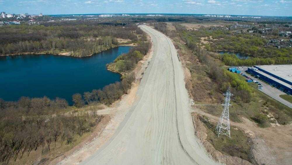 В Брянске начали поиск владельцев строений на месте будущей дороги