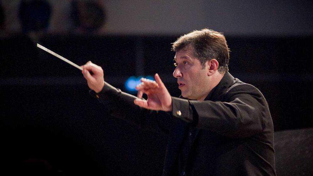 Эдуард Амбарцумян: «Мне снится музыка. Особенно после концертов»
