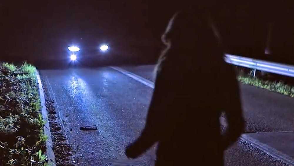 В Погаре водитель иномарки снес шедшую навстречу женщину