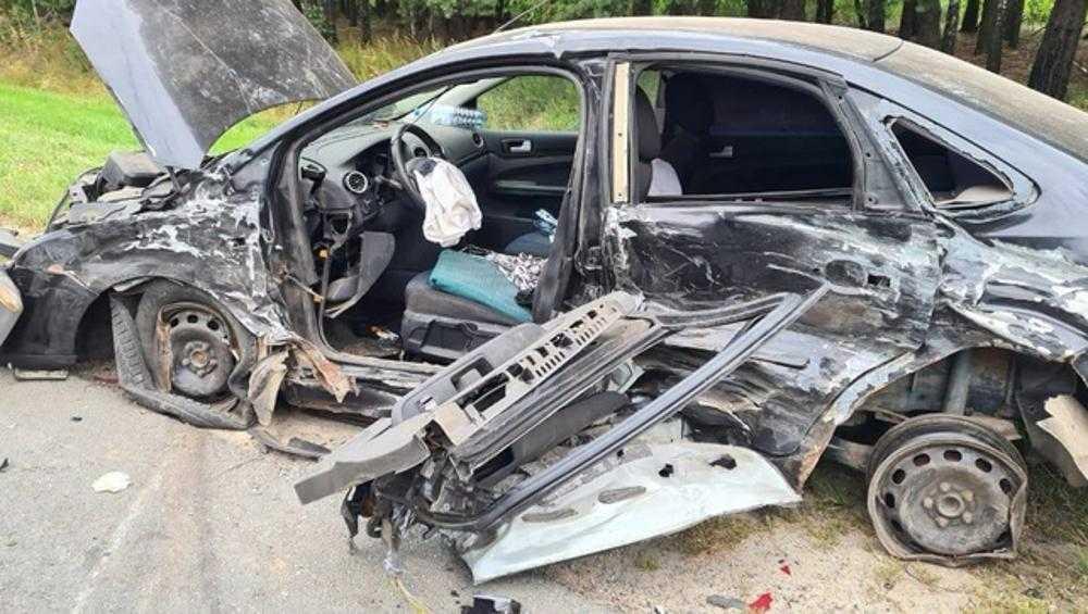 Массовое ДТП на дороге Брянск – Новозыбков спровоцировал 72-летний водитель