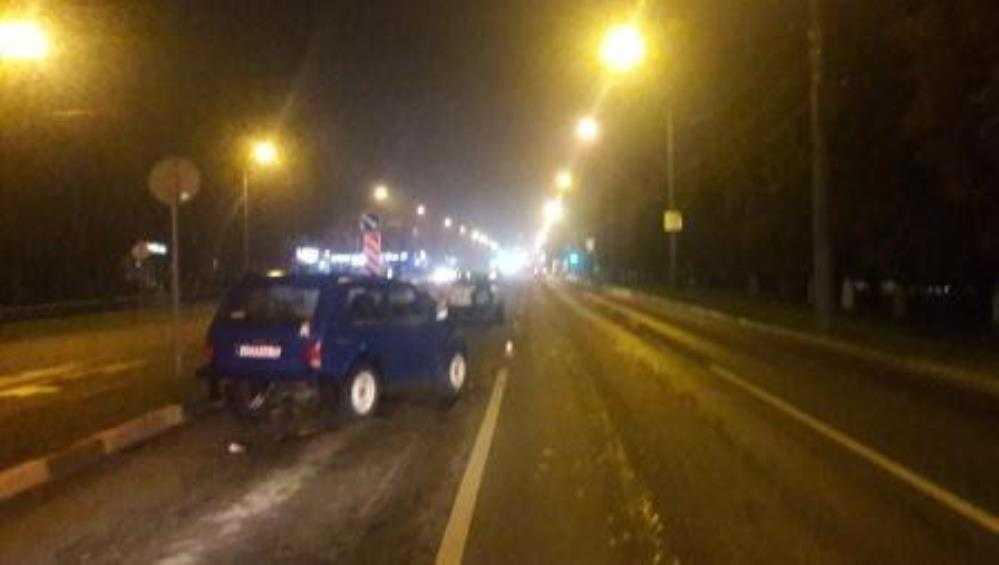 В Брянске пьяный водитель ВАЗ разбил голову 23-летней автомобилистке