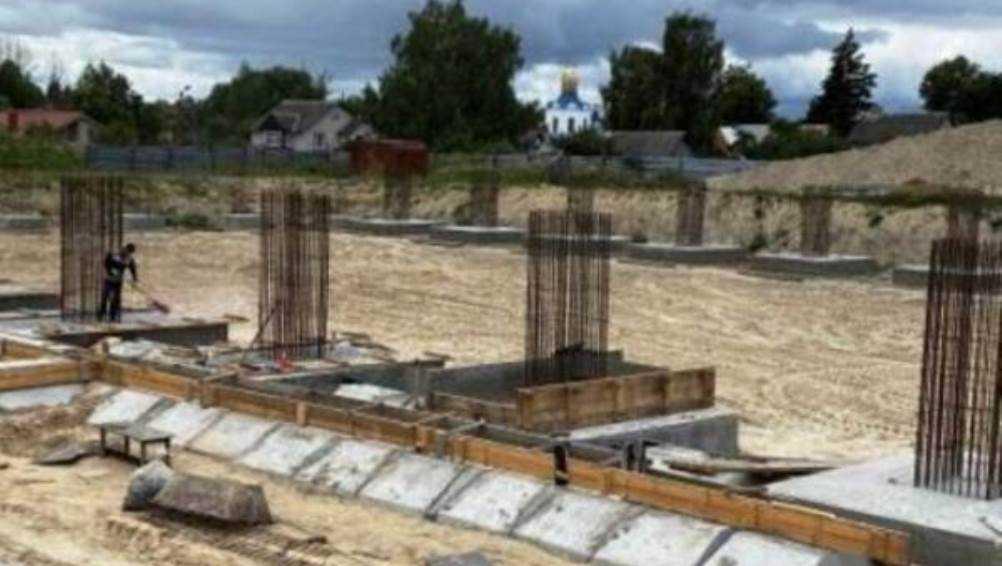В Дятькове Брянской области построят Дворец спорта с ледовой ареной