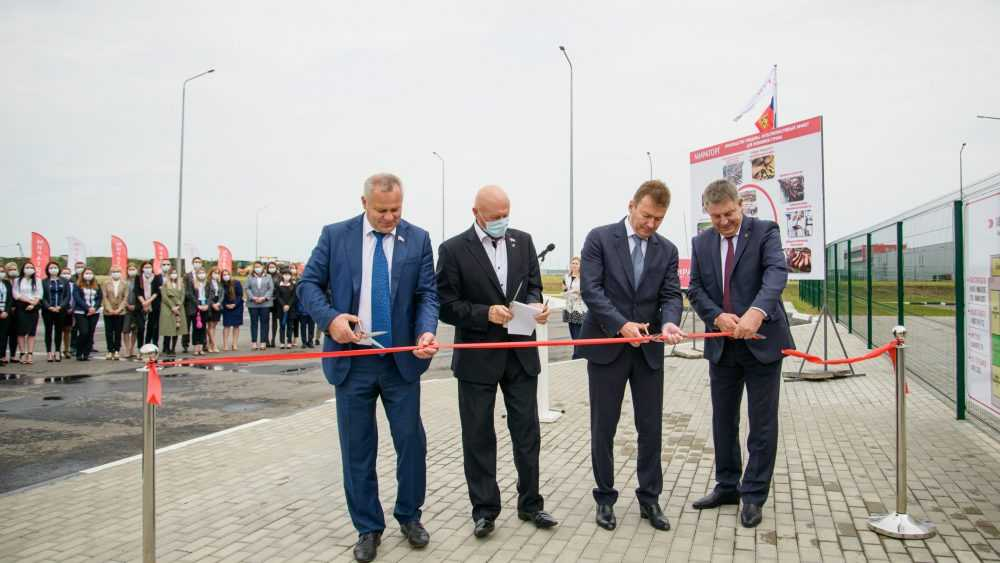«Мираторг» инвестировал более 5,4 млрд рублей в строительство предприятия по переработке прочей мясной продукции в Брянской области