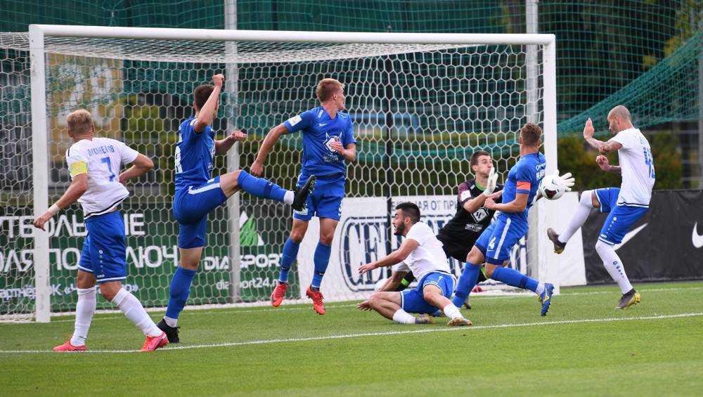 Брянское «Динамо» выиграло вторую игру подряд