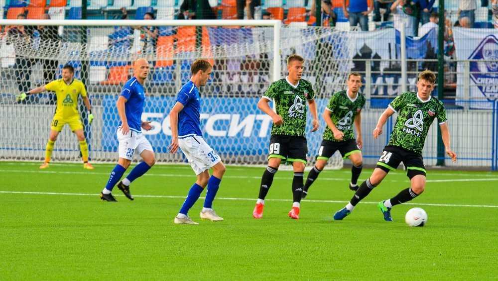 Матч брянского «Динамо» ознаменовался странной заменой
