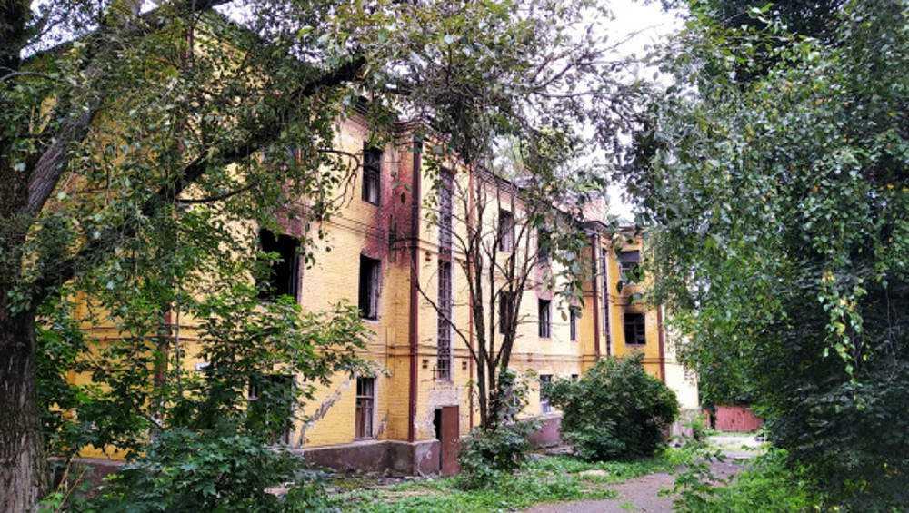 В Брянске потребовали снести здание «гестапо» на Арсенальской
