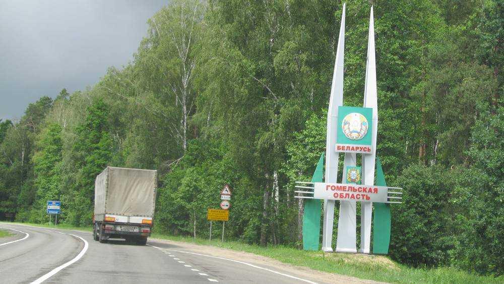 Закрытие границы с Белоруссией обернулось заторами в Брянской области