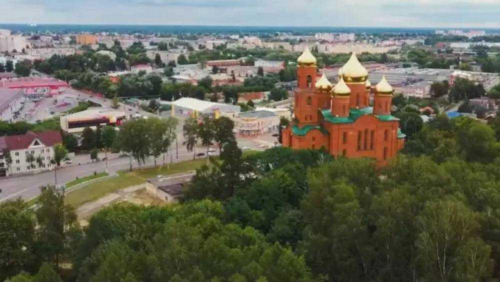 Кафедральный собор в Клинцах с 1 сентября возобновит службы