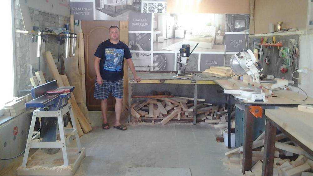 Суземский умелец превратил древесину в произведение искусства