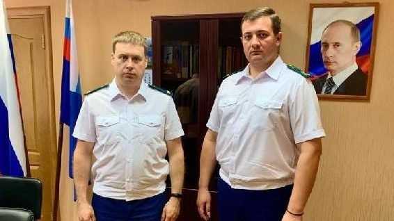 Генеральный прокурор России назначил Брянского транспортного прокурора