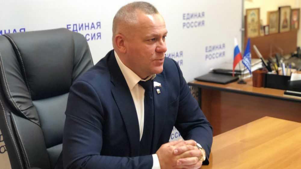 Брянскую областную думу возглавит Валентин Суббот